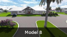 Gated Community Model A