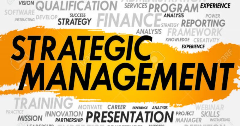Strategic Impact On Project Management.